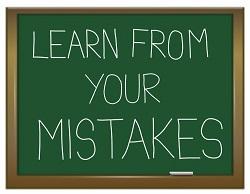 गलतियों को अपनी कमजोरी नहीं बल्कि अपनी ताकत बनाये