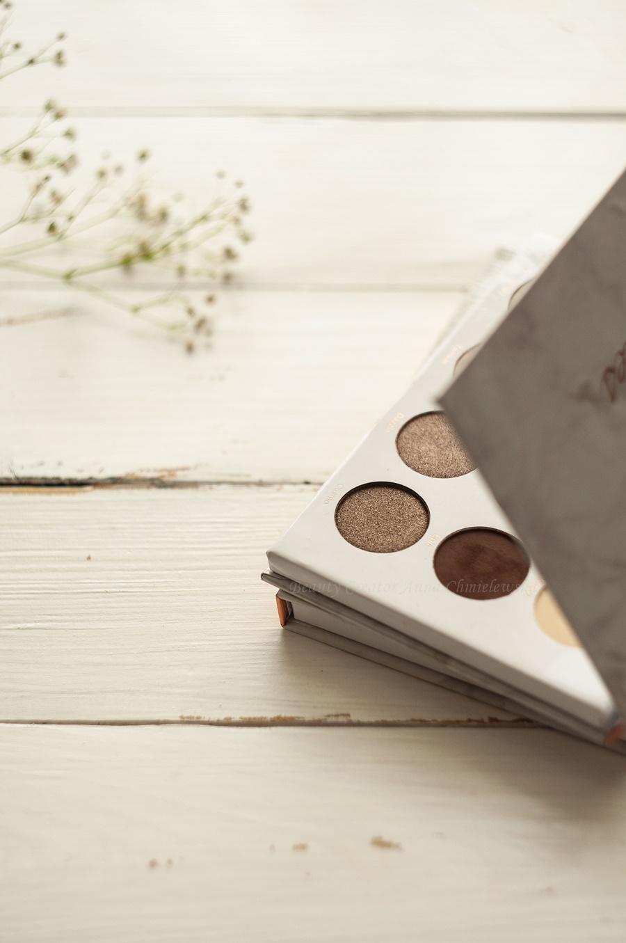 paleta PUR Soiree Diaries, pur cosmetics, soiree diaries, paleta matów, cienie foliowe pur,