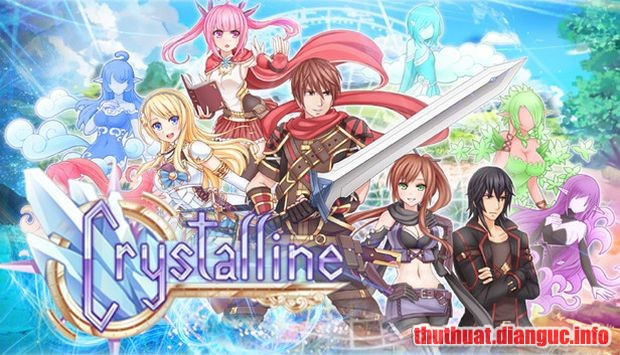 Download Game Crystalline Full Cr@ck