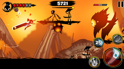 Download Stickman Revenge 3 v1.0.7 Mod