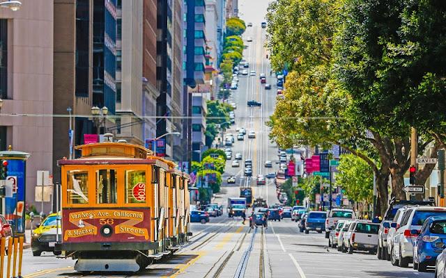 Condições climáticas no mês de setembro em San Francisco