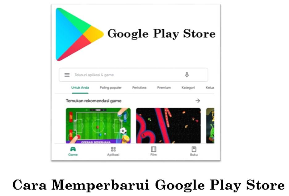 Begini 2 Cara Memperbarui Play Store Android Versi Terbaru Selowtekno