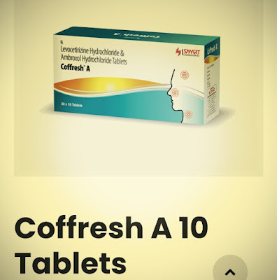 Coffresh Tablet Uses & Benefits In Hindi