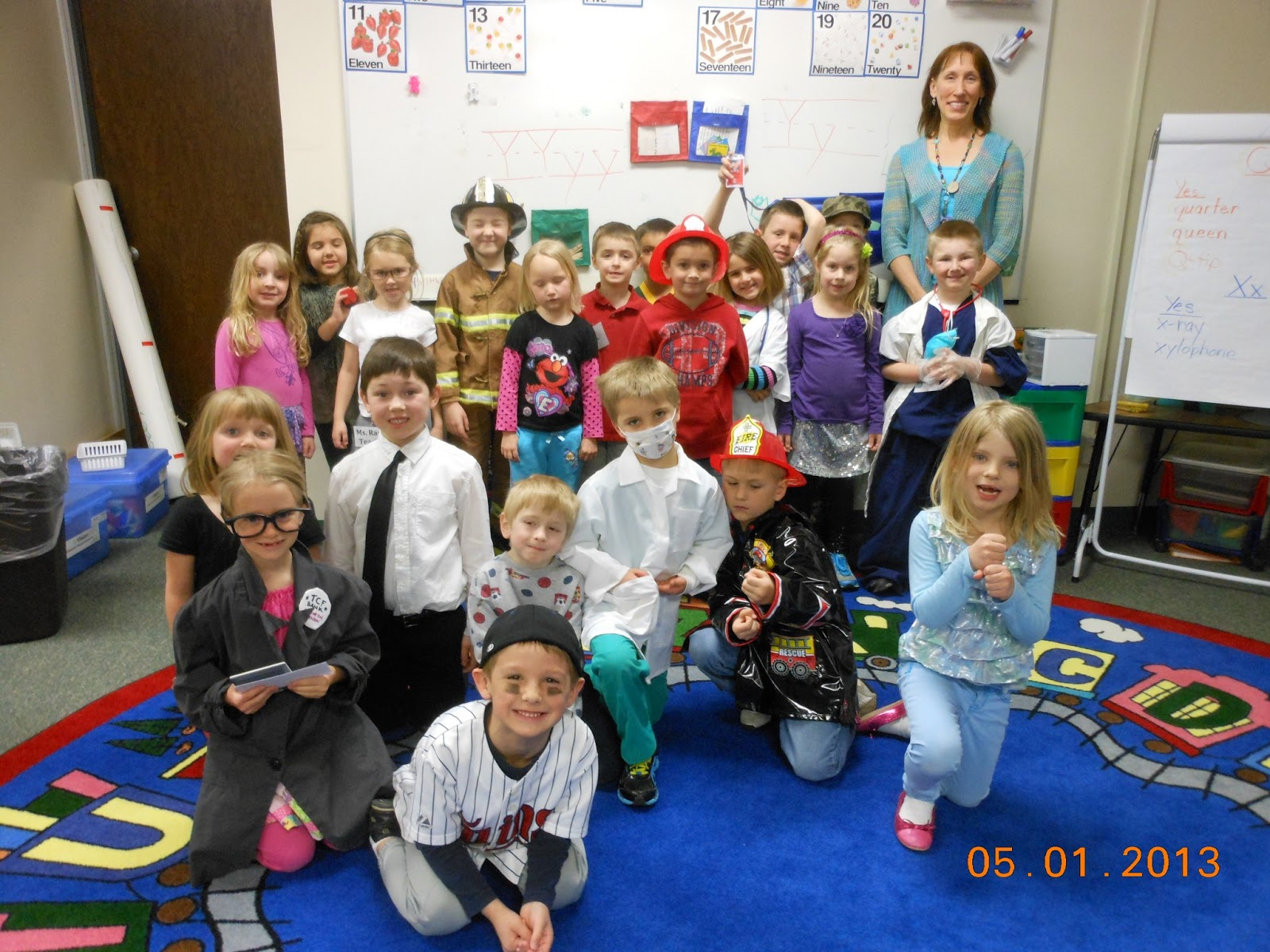 Ms Tacke S Kindergarten Blog Career Day