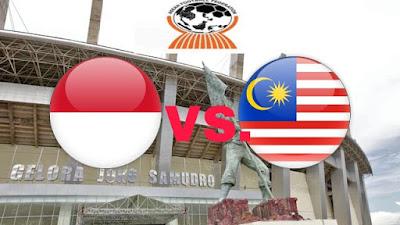 Live Streaming Indonesia vs Malaysia Separuh Akhir AFF B-16 9.8.2018