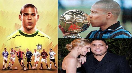 Hé lộ 5 sự thật thú vị về tiền đạo Ronaldo de Lima có thể bạn chưa biết   BeeTechz