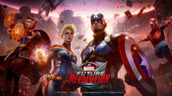 موعد نزول لعبة Marvel Future Revolution رسميا للاندرويد و الايفون