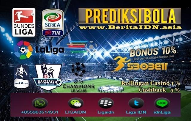 Prediksi Pertandingan Bola Tanggal 21 - 22 Maret 2019
