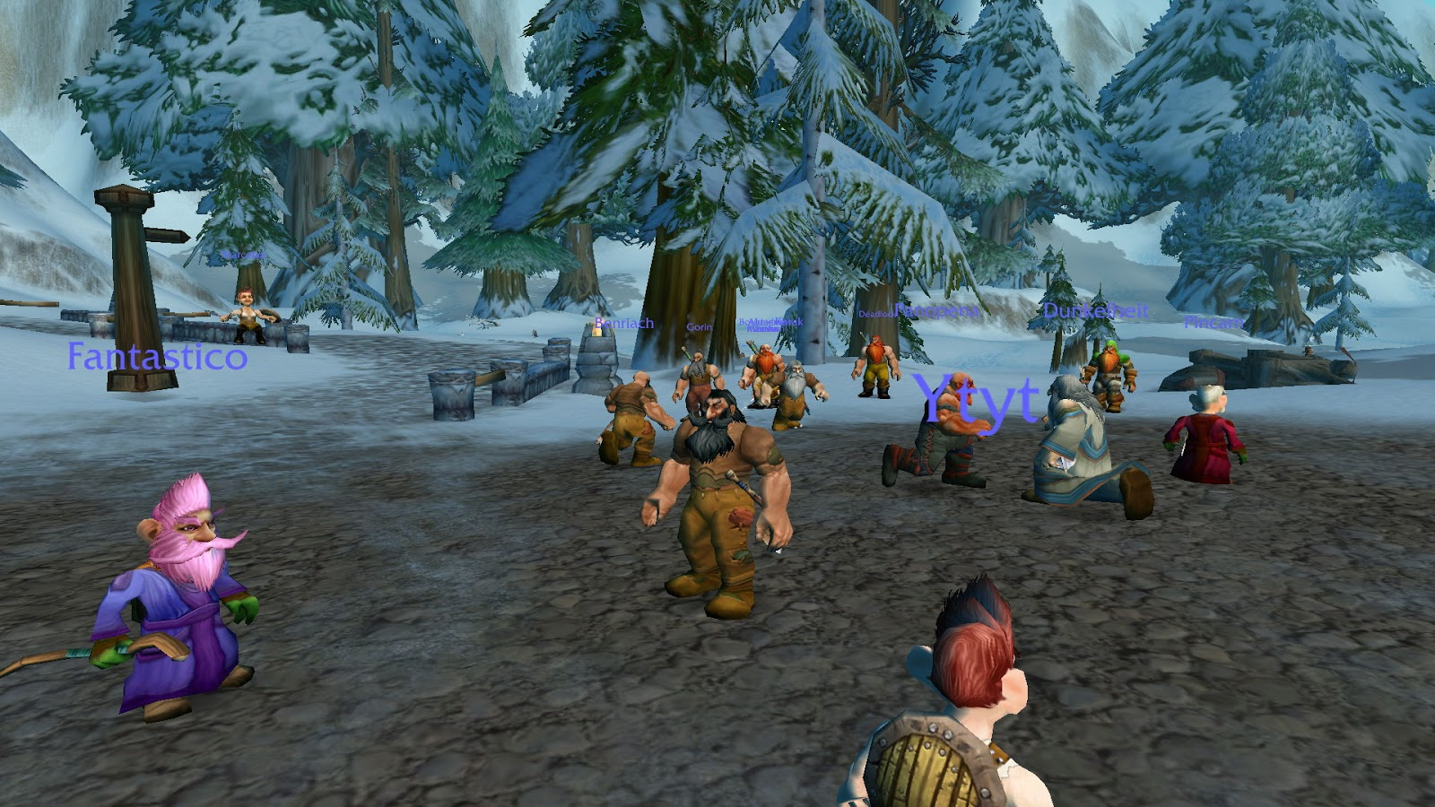 Inventory Full: First Impressions: WoW Classic