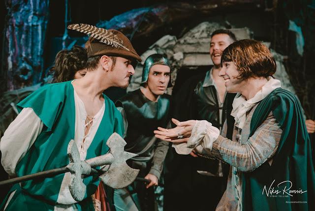 Ιωάννινα:Ο «Ρομπέν των Δασών»  Κάθε Κυριακή στις 11:30 στο Θέατρο Έκφραση