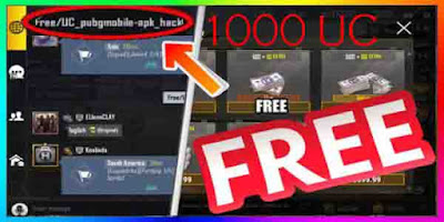 Earn uc by playing pubg mobile