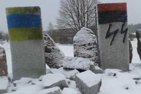 Šarijus apie Ukrainoje sugriautą lenkų paminklą ir jį sugriovusią rusų ranką