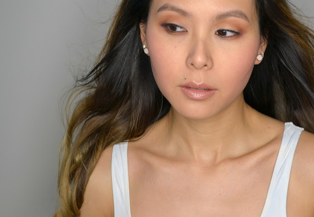 Lise Watier Chic and Rustique Fall Collection Makeup Look