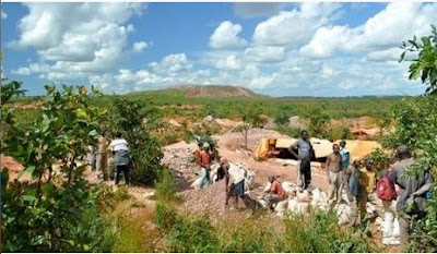 cobalt, Kasumbalesa,