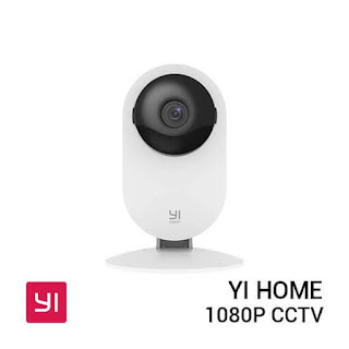 Kamera CCTV Xiaomi YI 1080p HD Home Camera Smart CCTV IP Camera New Sisa Stok