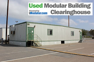 Buying a used modular building