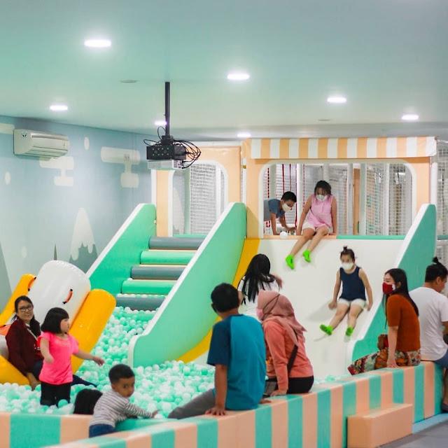 Yumain Samarinda - Review Tiket Masuk, Wahana Permainan & Lokasi
