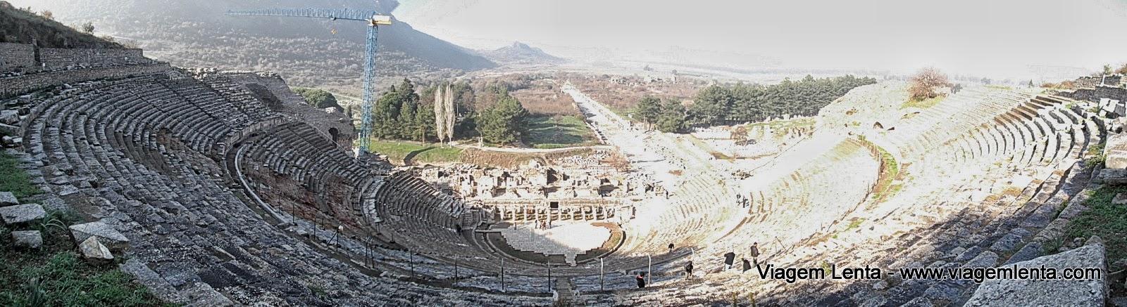 Teatro de Éfeso: o maior da antiguidade