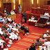 Watch How The Nigerian Senators Rejected Buhari's $30bn Loan Request [VIDEO]