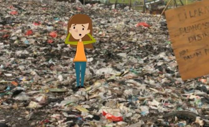 dampak pencemaran tanah