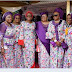 WIFE OF LAGOS STATE GOVERNOR, BOLANLE AMBODE ATTENDS 2018 INT'L WOMEN'S DAY CELEBRATION