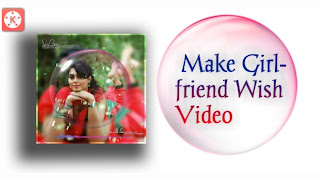 How to Make Bubble Effect Video wish Your Girlfriend