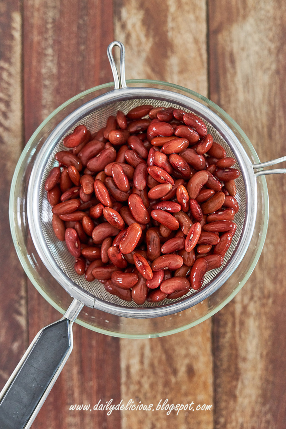 Dailydelicious U S Red Kidney Beans Caprese Inspired Salad