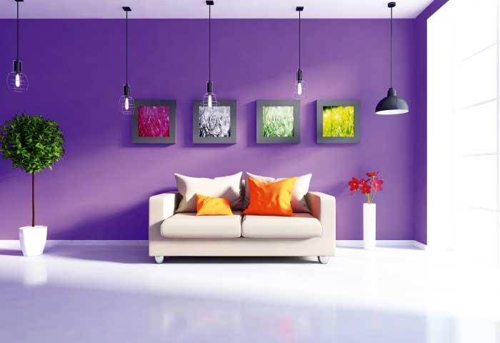 Instalaciones eléctricas residenciales - Sala de casa habitación