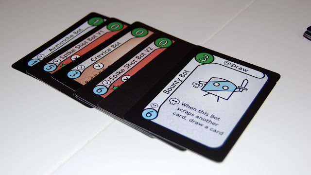 Stak bots card game review