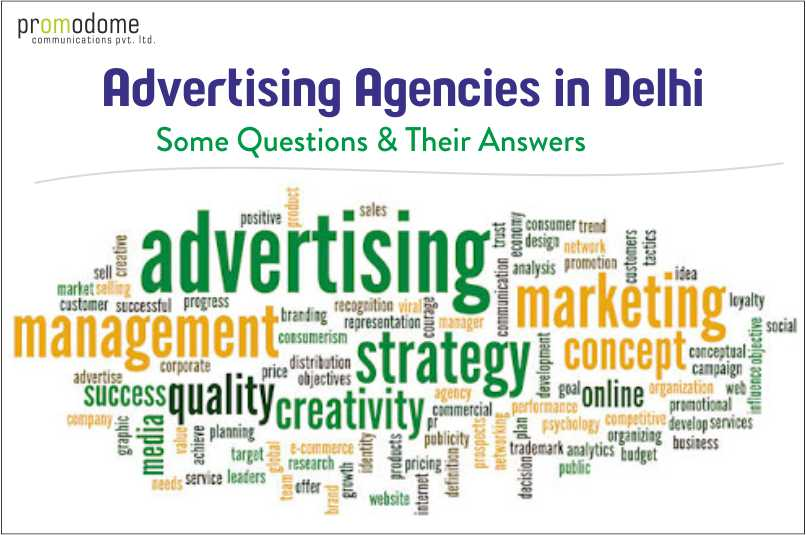 Advertising Agencies: Some Questions & Their Answers