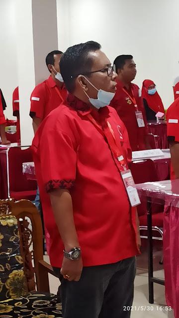 Fraksi PDI Perjuangan Soroti KUA PPAS 2022 Lantaran Tidak Lengkap