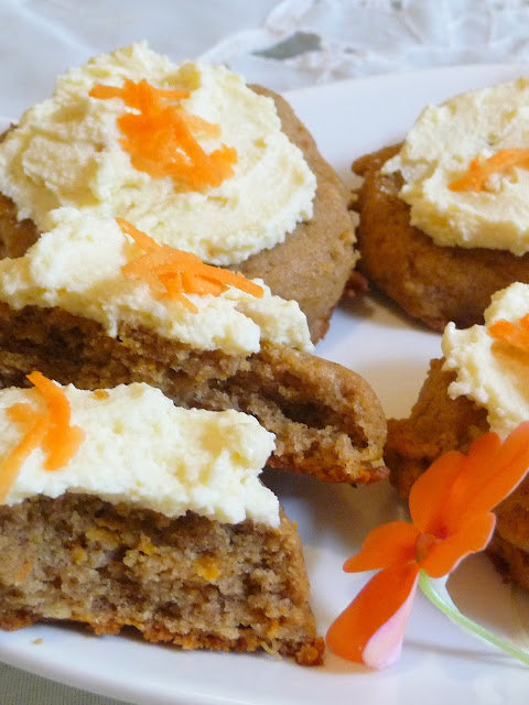 Low Carb Friends Carrot Cake Recipe