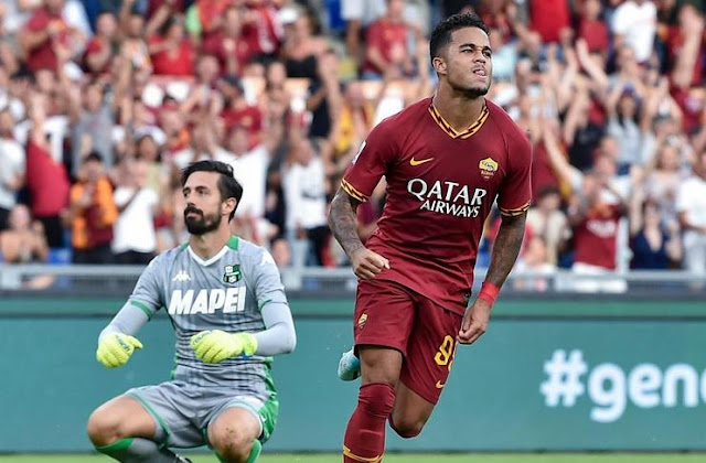 AS Roma Wins, Justin Kluivert Still Not Satisfied