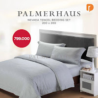 Dusdusan Palmerhaus Nevada Tencel Bedding Set 200 X 200 cm ANDHIMIND