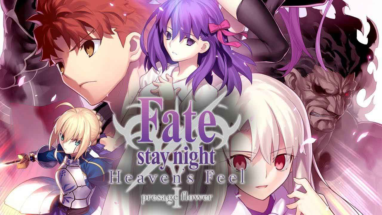 Fate/Stay Night: Heaven's Feel I - Presage Flower BD (Movie) Subtitle Indonesia