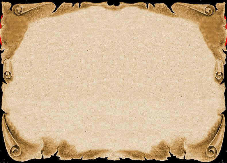 Pergaminos y papeles antiguos cartas png - Papel pared antiguo ...