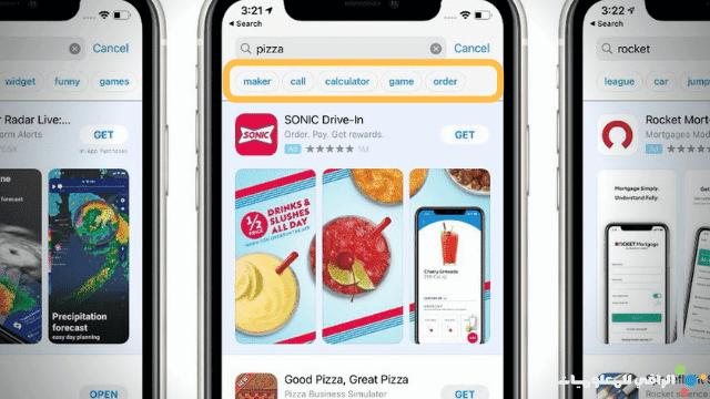 """آبل تضيف ميزة """"اقتراحات البحث"""" إلى متجر App Store"""