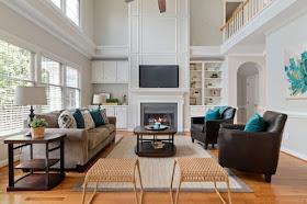 Cara Memadukan Furniture di Ruang Tamu