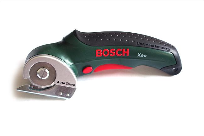 Cortadora circular Bosch