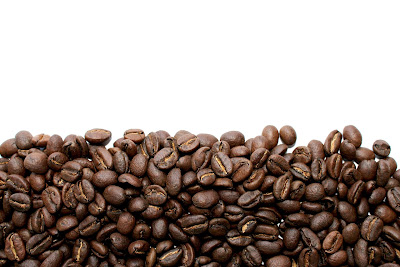 Küchenrückwand Kaffeebohnen