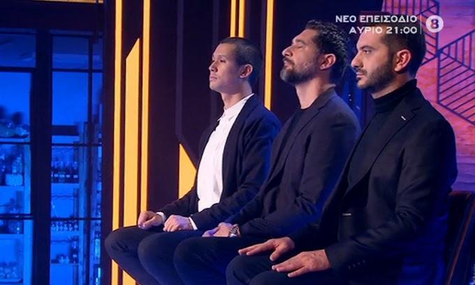 MasterChef: Ο Ιωαννίδης πήγε να δώσει την ποδιά και την πήρε πίσω! Άφωνοι Κοντιζάς – Κουτσόπουλος