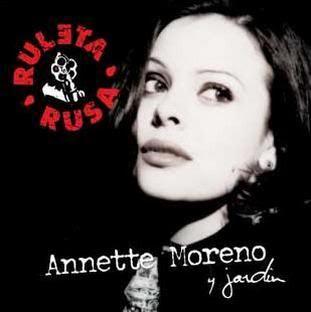 Discografia completa actualizada annette moreno 2017 tu for Annette moreno jardin de rosas