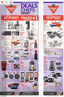 Canadian Tire Weekly Flyer May 4 – 10, 2018