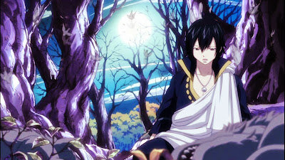 Asal Usul Iblis Zeref, Fairy Tail