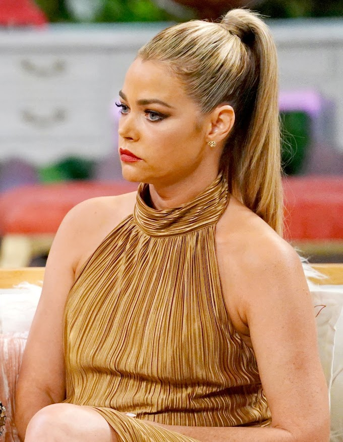 L.A. Judge Wants Denise Richards To Hash Out Issues With Her Former Landlords Amid Ongoing Court Battle!