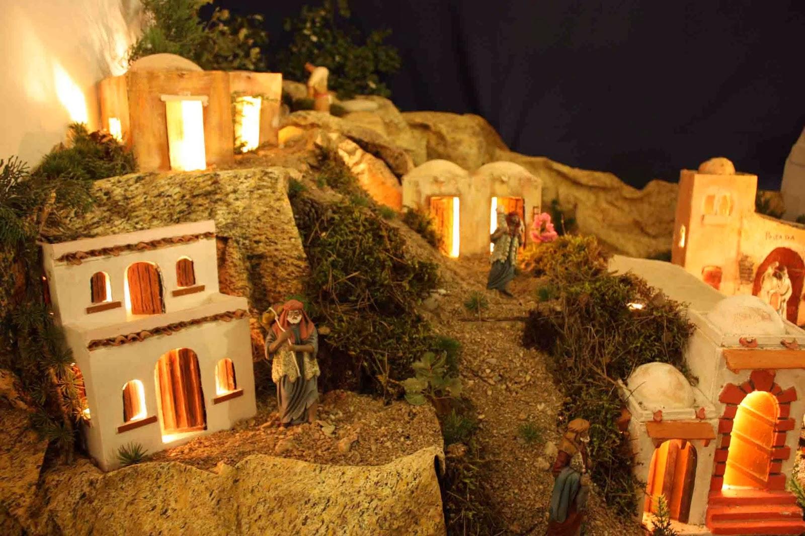 Christmas Village Figures