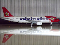 AIRBUS A320 (Edelweiss Air) Revell 1/144