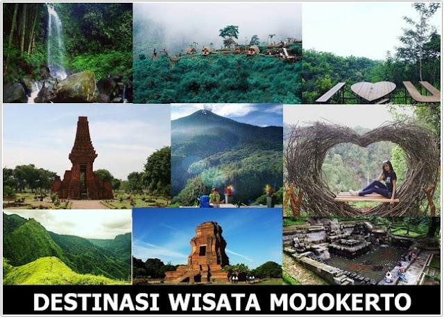 Destinasi Wisata Mojokerto