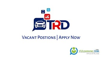 TRD Pvt Ltd Jobs In Pakistan May 2021 Latest | Apply Now