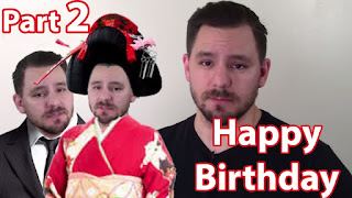 Ken Cannon Happy birthday part 2